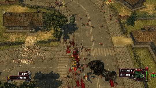Игры про zombie tsunami играть - 2ae