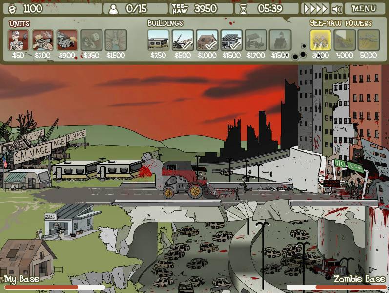 Игры про зомби на андроид 2.3