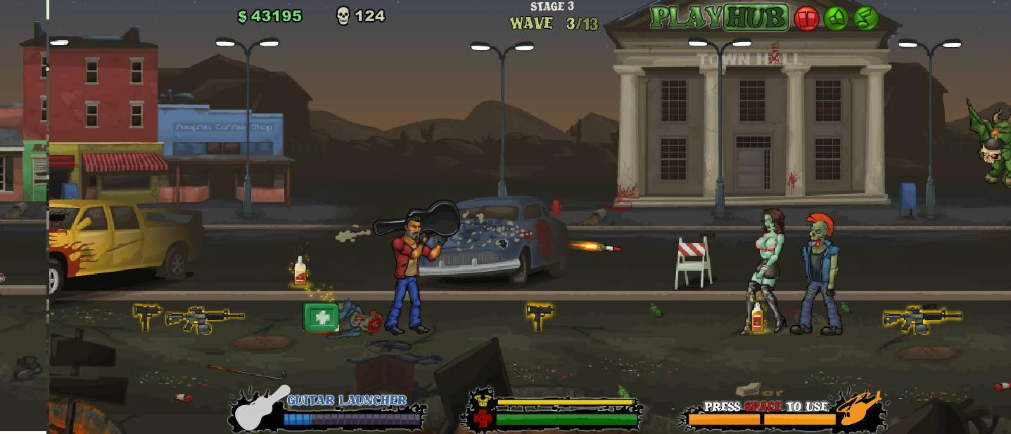 Zombie Road 3D на андроид скачать бесплатно apk